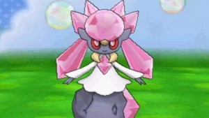 Diancie, the Rock and Fairy Pokemon, is Revealed