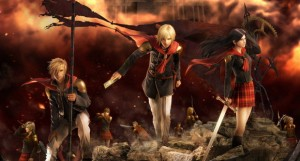 Tired of Waiting for Final Fantasy Type-0? Fan Subs Are Coming