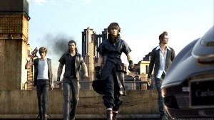 "Final Fantasy XV is ""Quite Far into Development"""