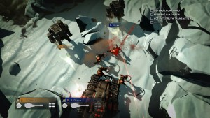 Campaign and Gameplay Details for Helldivers