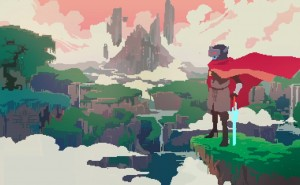 Hyper Light Drifter is Delayed, Currently Aiming for this Holiday