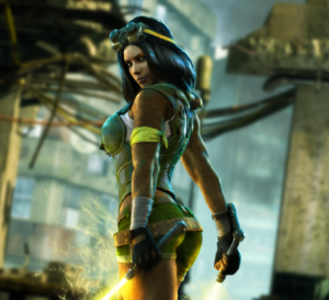 Get a Taste of Orchid in Killer Instinct, Thunder is Swapped Out