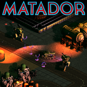 Matador is an Isometric Synth-Laden Blast From the Past