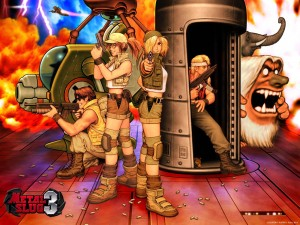 Metal Slug 3 is Coming to Steam
