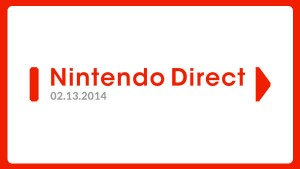 First Nintendo Direct of 2014 Set for Tomorrow, February 13th