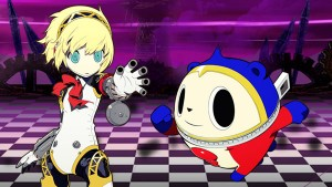 Check out Aigis and Teddy in Persona Q