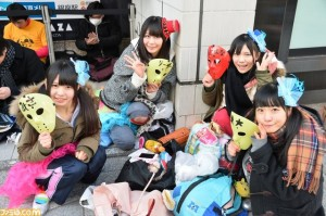 Japanese Fans Line Up for the Playstation 4 Launch, Live Stream has Begun
