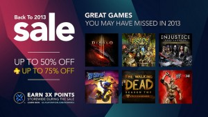 Crazy Deals Await in New Playstation Store Sale