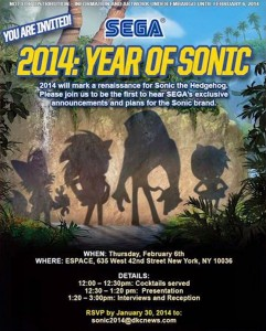 A New Sonic Game is Coming After All?