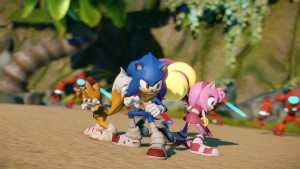Sonic is Getting a New Look in Sonic Boom