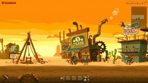 SteamWorld Dig is Coming to Playstation 4, Vita