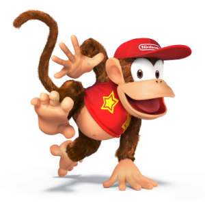 Diddy Kong is Confirmed for Super Smash Bros.