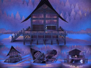 Japanese Storybook Adventure Tengami is Available Tomorrow