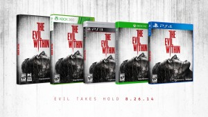 The Evil Within is Set for August