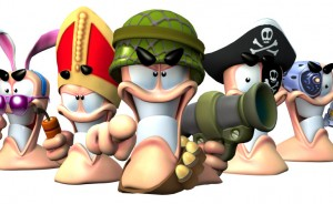 Worms Battlegrounds is Revealed, Set for This Year