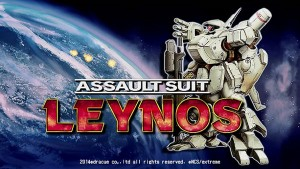 Assault Suit Leynos is Being Remade for PS4