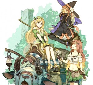 Here's the Debut Trailer for Atelier Ayesha Plus: The Alchemist of Dusk