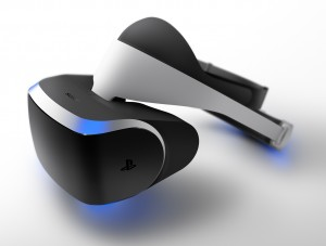 Sony Reveals Playstation 4 Virtual Reality Headset, Project Morpheus