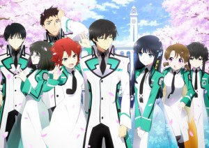 The Irregular at Magic High School is Revealed for Vita