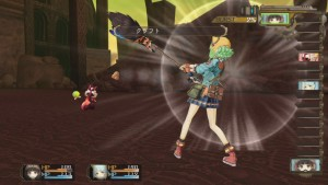 Here's a Typical Battle in Atelier Shallie
