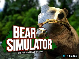 Tired of Goats? Bear Simulator Might be for You