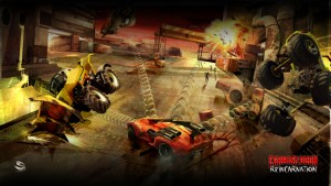 Witness the Vehicular Destruction in Carmageddon: Reincarnation