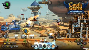 Castlestorm: Definitive Edition is Coming to Playstation 4