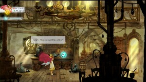 Get a Look at Co-op in Child of Light