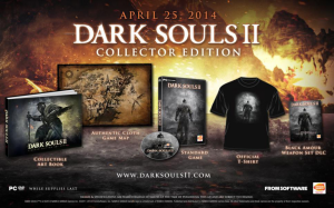 Dark Souls II is Dated for PC in April