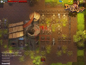 Dragon Fin Soup is Funded, Check out Some Alpha Gameplay