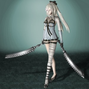 The Tier Two Pre-Order Bonuses for Drakengard 3 are Revealed