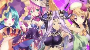 Check Out the Girls of Genkai Tokki: Moero Chronicle in This Opening Cinematic