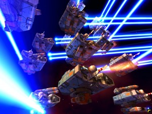 Homeworld HD is Re-Imagined as Homeworld Remastered Edition