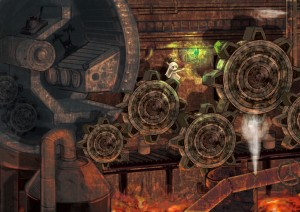Nippon Ichi Software Reveals Rose and the Old Castle of Twilight for PS Vita