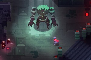 The Story in Hyper Light Drifter Unfolds Through Combat and Art, not Dialogue