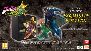 Behold, the Exquisite Edition of JoJo's Bizarre Adventure: All Star Battle