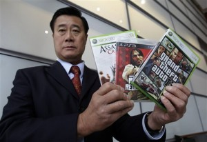 Anti-Video Game Senator Leland Yee is Charged on Counts of Firearms Trafficking, Fraud