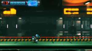 Alpha Gameplay of Mighty No. 9 from GDC 2014