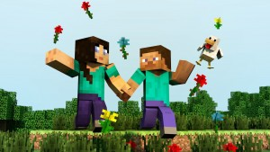 That Movie Based on Minecraft is Actually Coming