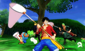 One Piece: Unlimited World Red on Vita is Still Getting a Retail Release at GameStop and EB Games in North America