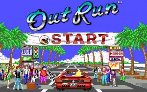 Out Run is the Latest to Join the Sega 3D Classics