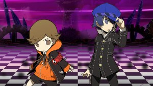 Ken and Naoto are Shown Off in Persona Q