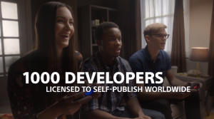 Over a Thousand Developers have been Licensed to Develop on Playstation
