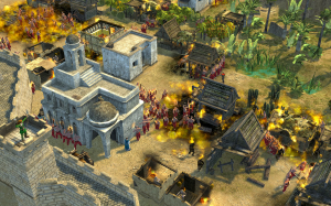 Witness the Might of Saladin in Stronghold Crusader 2