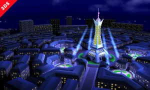 Lumoise City is a Playable Stage in the New Super Smash Bros.