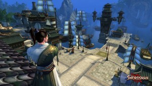 Swordsman, a Free to Play, Martial Arts Themed MMORPG, is Coming Soon