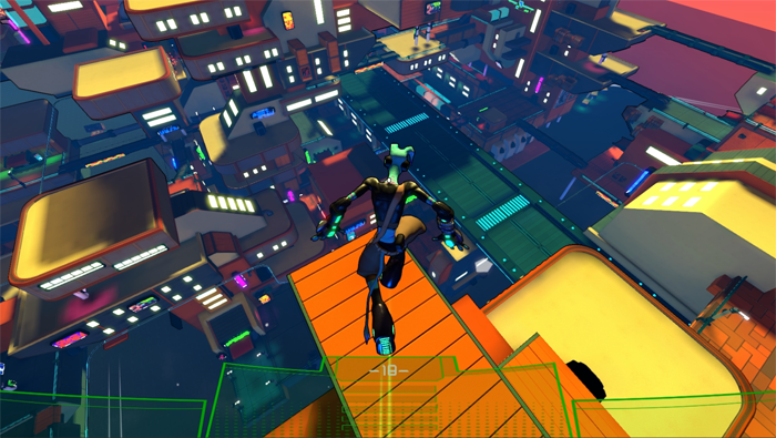 The Composer of Jet Set Radio is Joining Hover: Revolt of Gamers