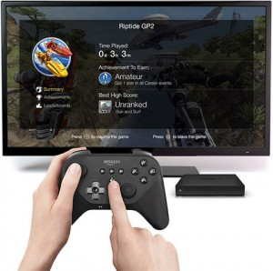 Amazon is Entering the Games Market with the Fire TV, a Games and Content Streaming Box