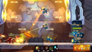 Awesomenauts Assemble Review – Pure MOBA Action Fused With 80's Nostalgia
