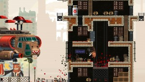 Punch Terrorism Right in the Genitals with Broforce